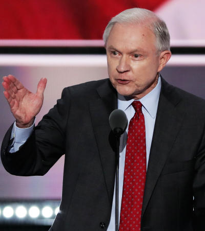 Jeff Sessions Picture