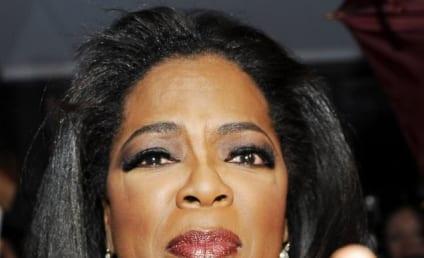 Oprah: Injured Lifting Tyler Perry Birthday Gift!