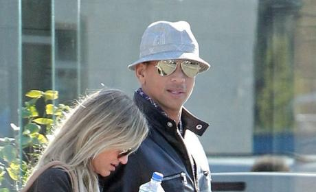 Spotted: A-Rod and Cameron Diaz!