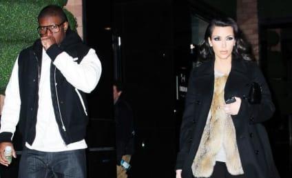 Reggie Bush: Cheating on Kim with January Gessert?