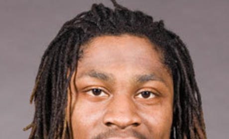 Marshawn Lynch Mug Shot