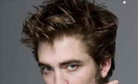 Robert Pattinson Talks Tyler, Looks Hot