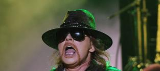 Axl Rose Declines Rock & Roll Hall of Fame Induction