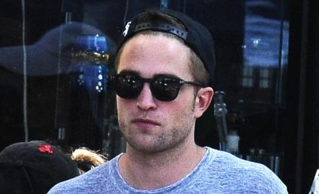 Rob Pattinson Pic