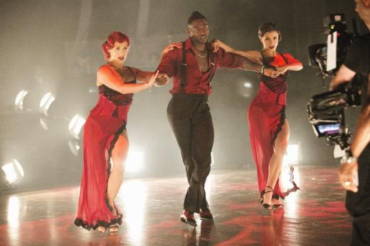6 games double elimination dancing with the stars