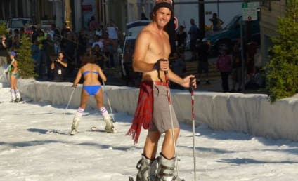 Ben Flajnik: Skiing in San Francisco For The Bachelor!