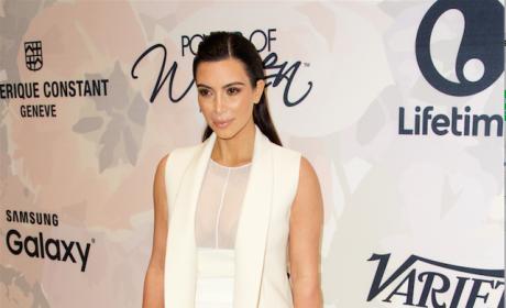 Kim Kardashian Power Image