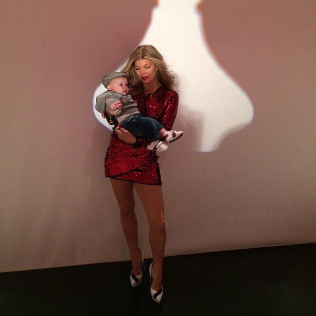 Fergie and Axl