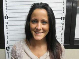 Jenelle Evans Mug Shot (August 2013)