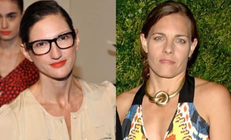 J. WHO? Courtney Crangi Revealed as Jenna Lyons' Mistress!