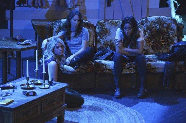 Pretty Little Liars Premiere Image