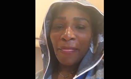 Serena Williams Eats Dog Food, Immediately Regrets It