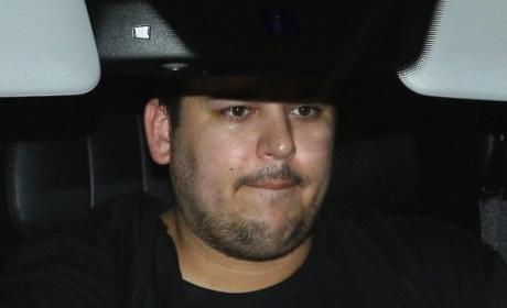 Rob Kardashian: Returning to Dancing With the Stars to Lose Weight, Find His Way?