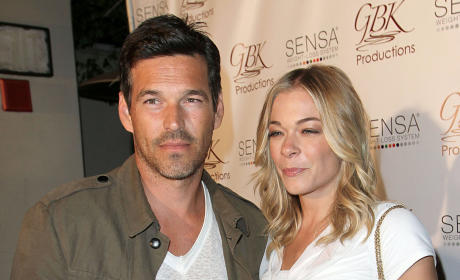 Eddie Cibrian and LeAnn Rimes: Engaged!