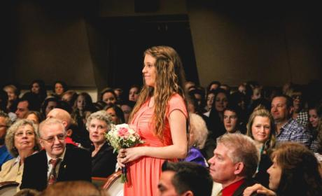 Jill Duggar: Maid of Honor