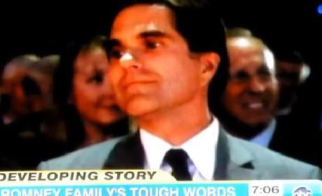 "Tagg Romney Apologizes to President Obama For ""Swing"" Remark"
