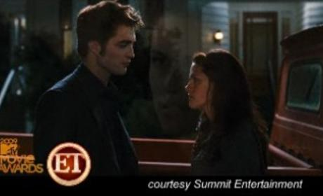 New Moon Trailer Clip: Kiss Me...