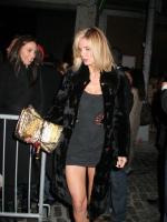 Heidi Klum Attending Britney Spears' Birthday