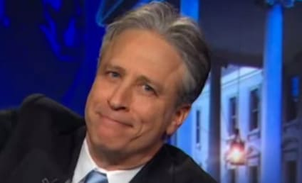"Jon Stewart Announces Daily Show Departure, Describes Self as ""Restless"""
