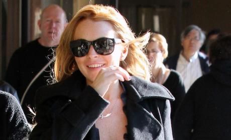 Dancing With the Stars Really Wants Lindsay Lohan!