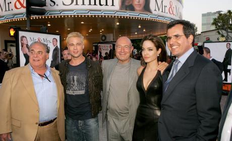Mr. & Mrs. Smith 2005 Premiere