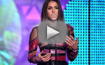Nina Dobrev Chokes Up at Teen Choice Awards