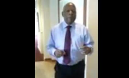 "Congressman John Lewis Dances to Pharrell's ""Happy,"" Declares It ""His Song"""