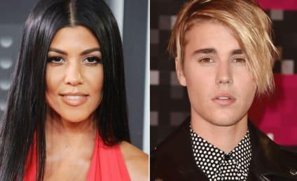 Justin Bieber: Hooking Up with Kourtney Kardashian! Throwing MAJOR Shade at Scott Disick!