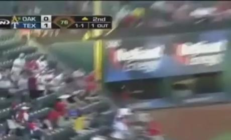 Baseball Fan Dies Lunging For Foul Ball Tossed By Josh Hamilton