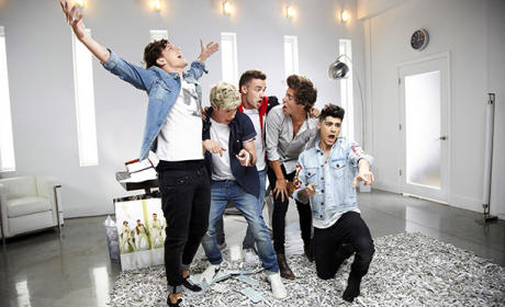 "One Direction Breaks Miley Cyrus VEVO Record with ""Best Song Ever"""