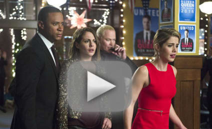Arrow Season 4 Episode 9 Recap: A Dahrk Christmas