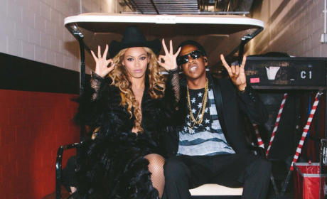 Beyonce and Jay Z Can't Wait to Split Following Tour, Says Source