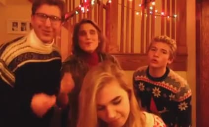"Family Remixes ""We Can't Stop,"" Releases Greatest Christmas Card of All-Time"