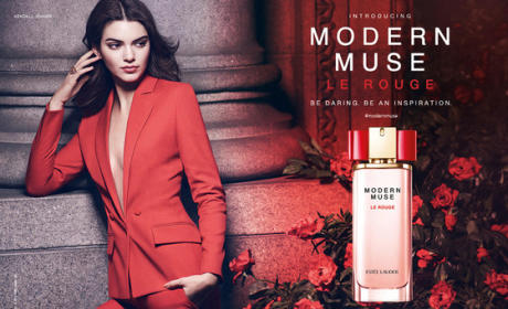 Kendall Jenner Estee Lauder Ad