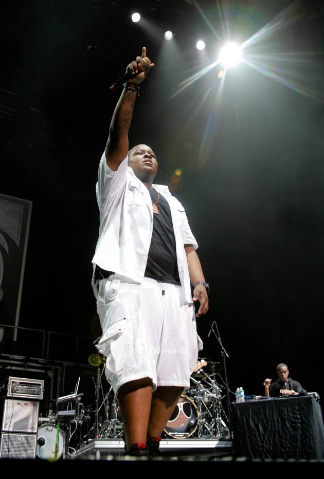 Sean Kingston Performing