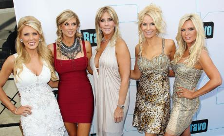 Vicki Gunvalson and Alexis Bellino to Be Cut From The Real Housewives of Orange County?