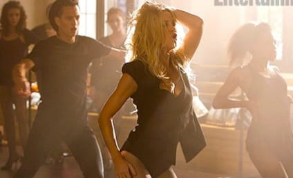 Glee Season 4 Footage: Welcome, Kate Hudson!