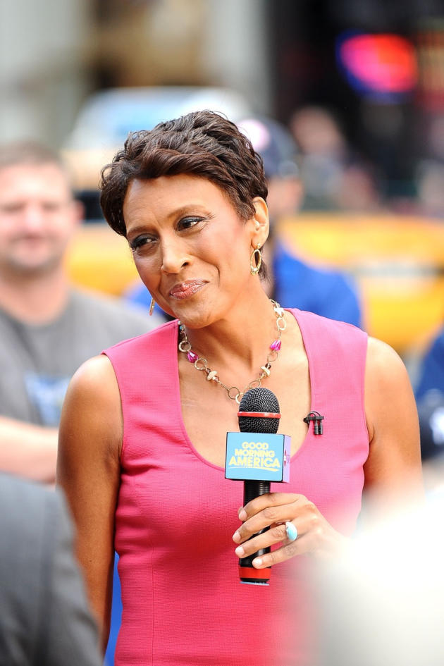 Robin Roberts Good Morning America Pic