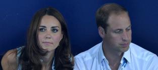 Kate Middleton to Prince William: No Royal Family Members Around MY Kids!