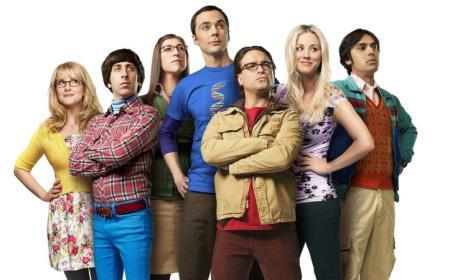 TBBT Cast Pic