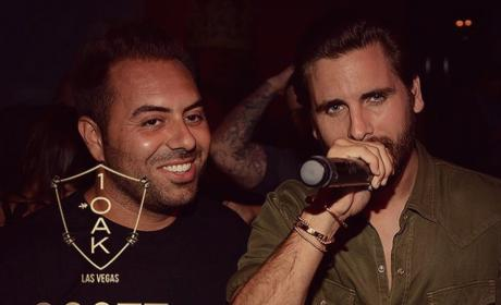 "Scott Disick Breaks Silence, Invites Fans to ""Come Party"" in Las Vegas"