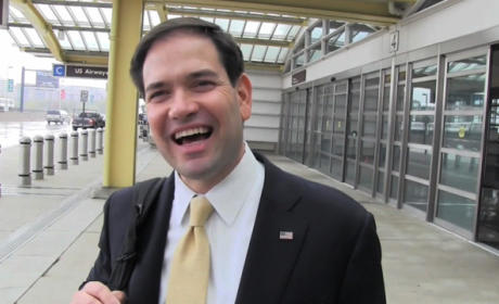 Marco Rubio on Nicki Minaj