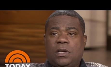 Tracy Morgan Gets Emotional in First Interview Since Near-Fatal Car Wreck