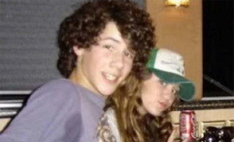 Nick Jonas Throws It Way Back: I'm Sweaty! And Dating Miley!
