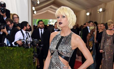 Which member of Taylor Swift's squad looked best at the 2016 MET Gala?