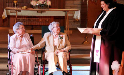 Lesbian Couple Finally Marries After 72 Years Together