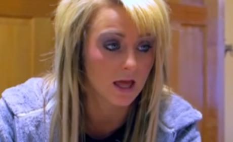 Leah Messer: I Don't Feed My Kids Dinner at Midnight!