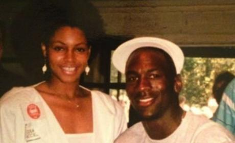 Pamela Smith Sues Michael Jordan: You Fathered My Son!