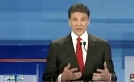 Rick Perry: The Tim Tebow of the GOP!