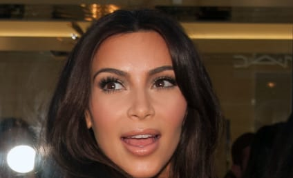 Kim Kardashian Denies Getting Six-Hour Massages: Look at My SELFIES!